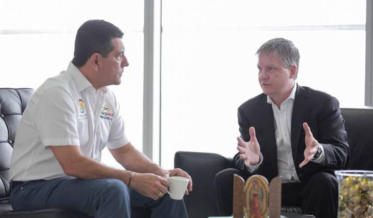 Tecnología limpia, minería ilegal, bOLÍVAR: Gobernación de Bolívar implementará tecnología limpia en el departamento