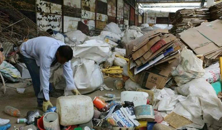 """Jornada de reciclaje en Cartagena: Segunda jornada de """"Reciclatón"""" realizada en Centro Histórico de Cartagena"""