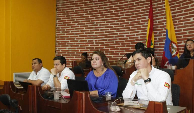 Proyecto de protección costera en Cartagea: Concejales de Cartagena expresan dudas con proyecto de Protección Costera
