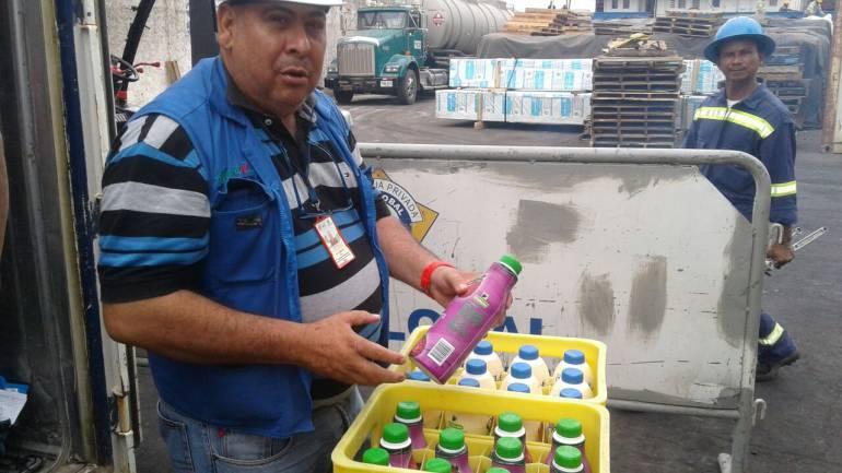 Control de alimentos por puertos marítimos y aéreos en Cartagena: Revisión y control de alimentos que entran y salen por puertos de Cartagena