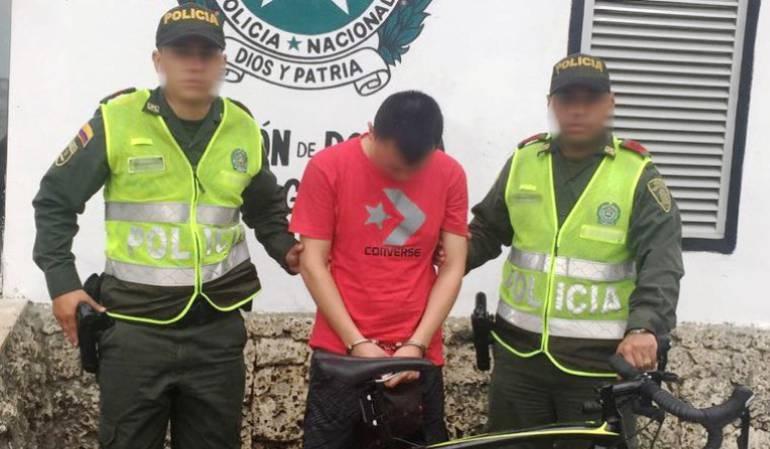 Hurtos, robos en Cartagena: Deportista en sector Bocagrande de Cartagena fue víctima de hurto