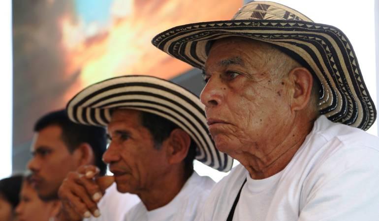 Víctimas del conflicto Bolívar: Más de 3000 víctimas del conflicto han recuperado sus tierras en Bolívar