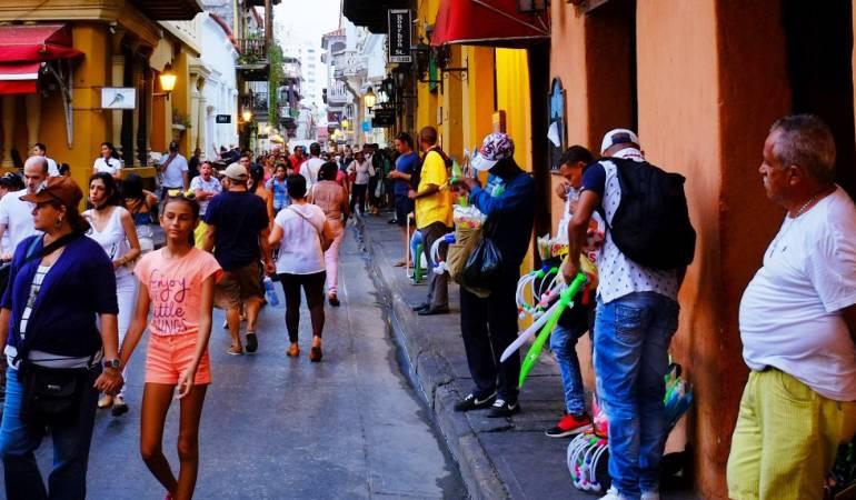 Restrincciones viales en Cartagena: Decretan restricciones viales en Centro Histórico de Cartagena