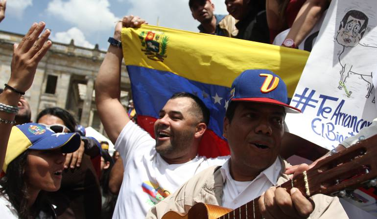 Censo a venezolanos: En Córdoba no se está haciendo censo a venezolanos