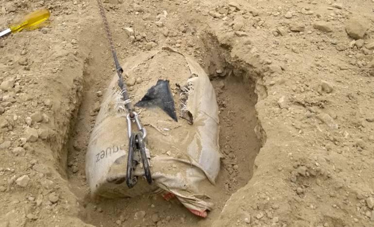 Clan del Golfo: En Córdoba se frustró atentado con cargamento explosivo