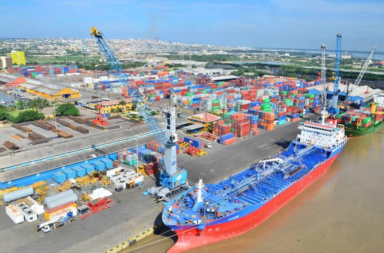 Riesgo en el Puerto de Barranquilla: Se encalla propuesta de una draga permanente en Barranquilla