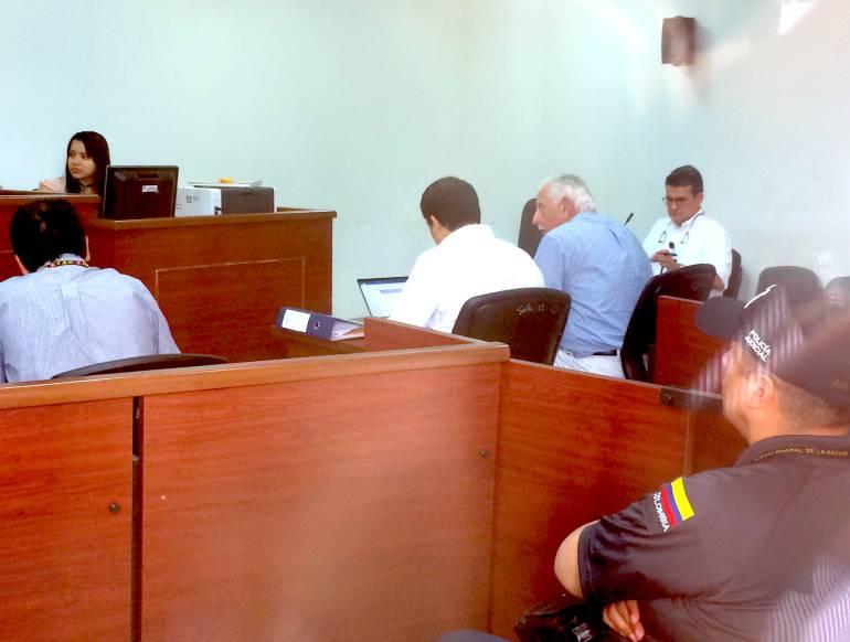 Juez y fiscal del caso Lezo llegan a Colombia en busca de pruebas