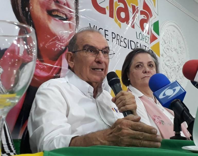 """""""Guacho es un criminal que debe ser capturado"""": De La Calle"""