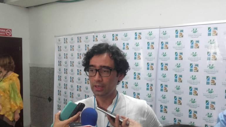 Víctor Venegas, presidente ICETEX.