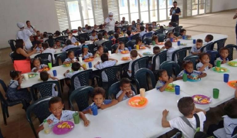 Comedores moviles en Bogotá: Los nuevos comedores móviles para los colegios de Bogotá