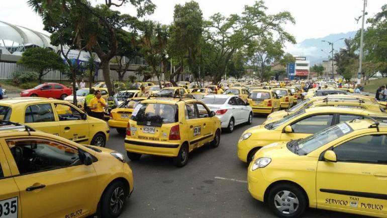 Tarifas taxis: Transito confirma aumento en tarifas en taxi en Cali