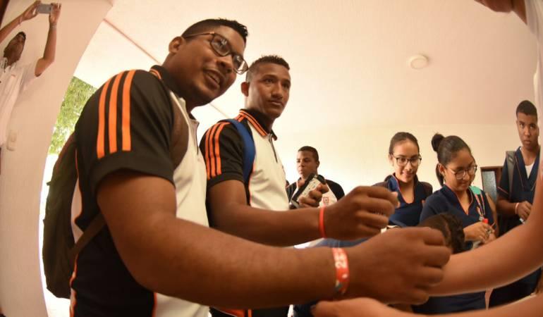 Transporte público, Transcaribe, Cartagena: Campañas en Cartagena sobre educación vial y buen uso de Transcaribe
