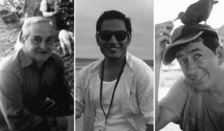 Periodistas ecuatorianos: Cuerpos de periodistas asesinados están en territorio colombiano