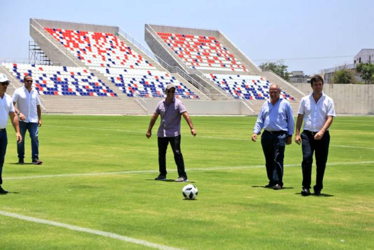 El Romelio Martinez será reinaugurado con un partido de estrellas