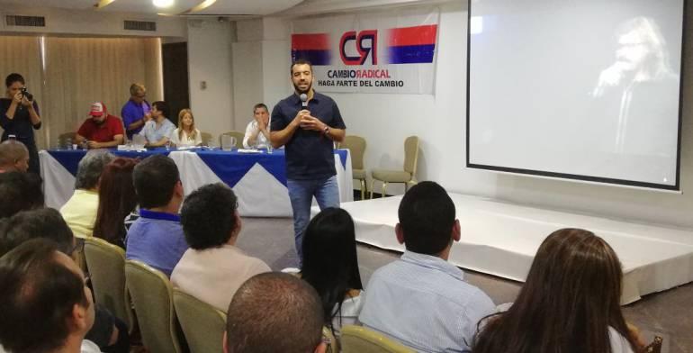 Char pide licencia no remunerada para darle fuerza a Vargas en la Costa