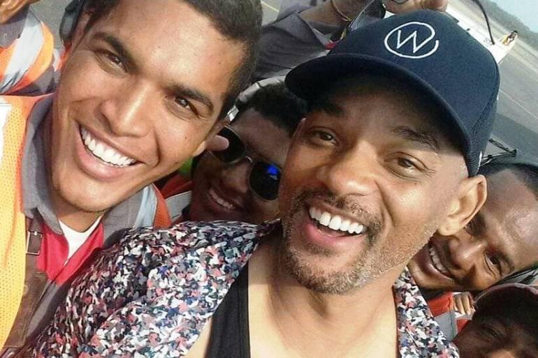 Ya está en Cartagena Will Smith para rodar 'Gemini Man': Ya está en Cartagena Will Smith para rodar 'Gemini Man'