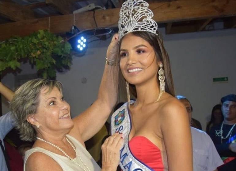 María Camila Cárdenas Rapelo, Señorita Magdalena.