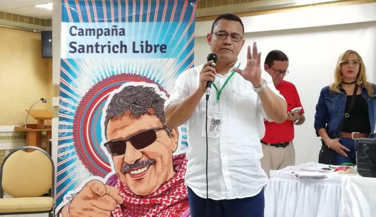 Captura de Santrich genera divisiones al interior de la Farc