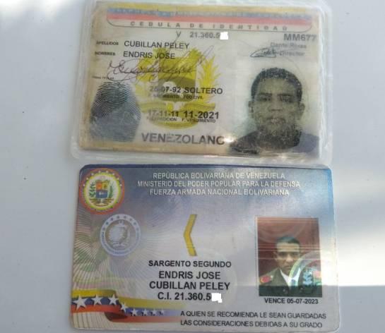 Sargento desertó de Guardia venezolana y duerme en Parques de Barranquilla