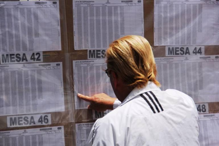 Declaran improcedente tutela contra las elecciones atípicas de Cartagena: Declaran improcedente tutela contra las elecciones atípicas de Cartagena