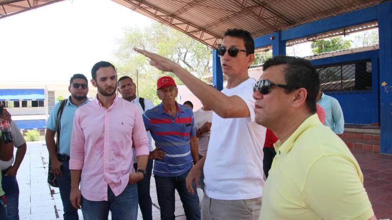 Inconformidad en el Concejo por obras inconclusas de colegios de Cartagena: Inconformidad en el Concejo por obras inconclusas de colegios de Cartagena