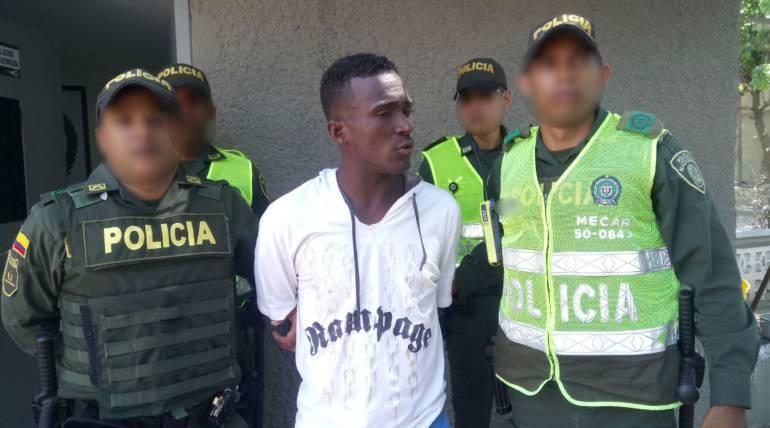Quince capturados en operativos de la policía de Cartagena: Quince capturados en operativos de la policía de Cartagena