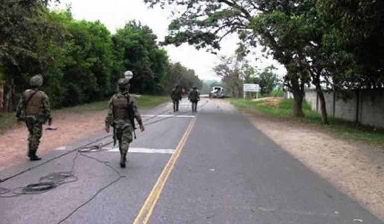 combates Jamundi: Seis muertos por combates entre grupos armados en zona rural de Jamundi