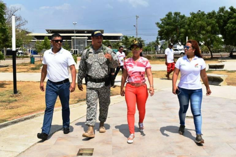 Armada Nacional refuerza seguridad de la Villa Olímpica de Cartagena: Armada Nacional refuerza seguridad de la Villa Olímpica de Cartagena