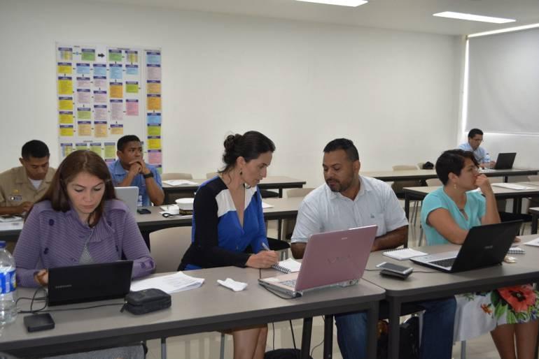 Escuela Naval Cartagena: Escuela Naval Cartagena, comparte información con acceso abierto en CECOLDO