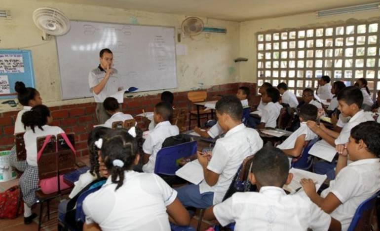 Suspensión de clases en Cartagena: Suspenden clases en colegios de Cartagena por falta de aseadores
