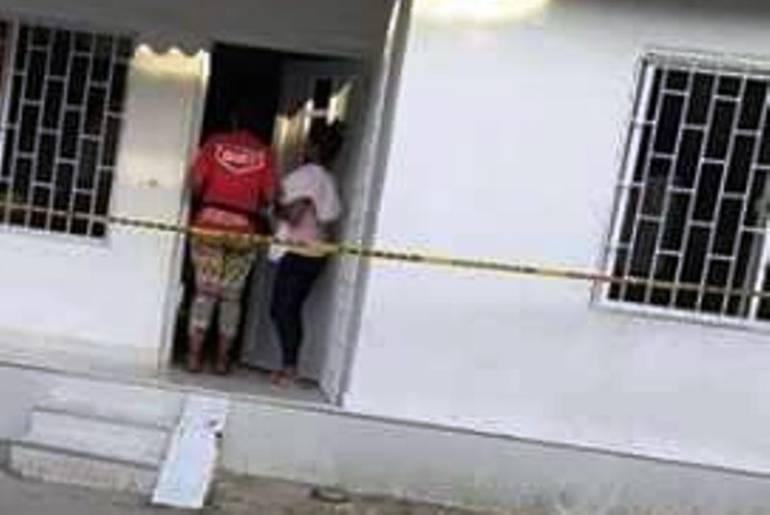 Protesta contra asesinato de niña de 7 años en Cartagena: Protesta contra asesinato de niña de 7 años en Cartagena