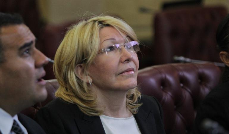 Luisa Ortega Nicolás Maduro captura: Luisa Ortega pide a los estados cumplir orden de captura a Nicolás Maduro