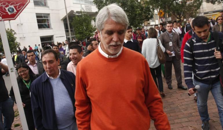 Tres días tiene Peñalosa para nombrar alcaldes locales que faltan