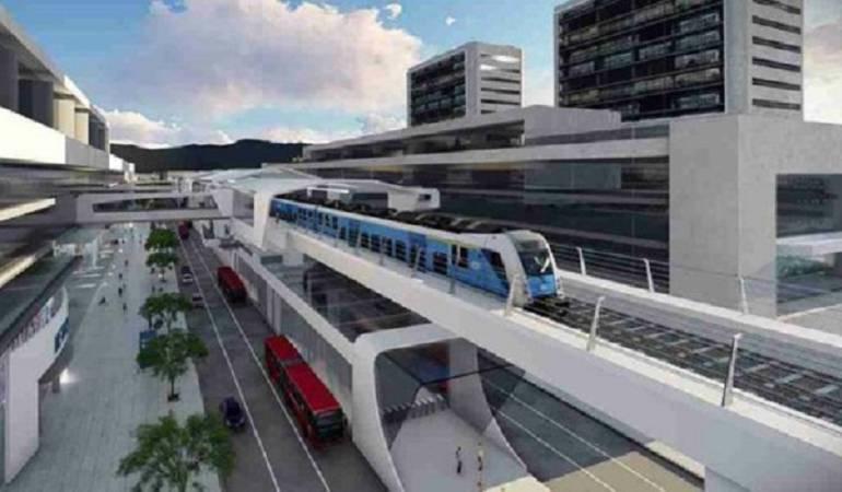 Estudio Metro de Bogotá