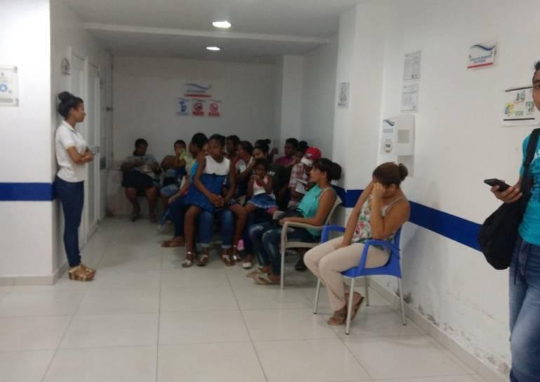 Denuncian muerte de paciente en Cartagena por supuesta demora en atención: Denuncian muerte de paciente en Cartagena por supuesta demora en atención