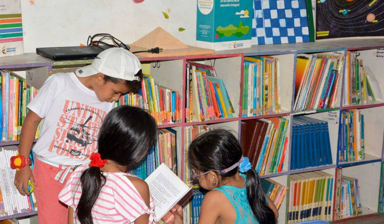 "Bibliotecas de Cartagena: Bibliotecas de Cartagena, postuladas al premio ""Daniel Samper Ortega"""