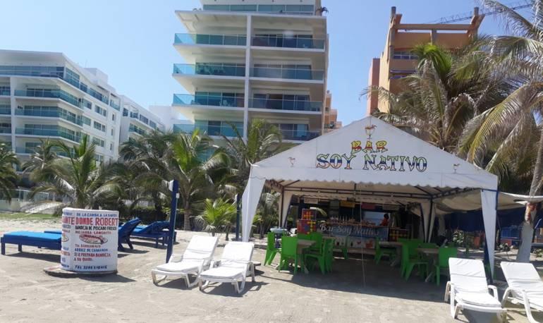 Electricidad ilegal: Detectan red eléctrica ilegal en un bar del sector La Boquilla en Cartagena