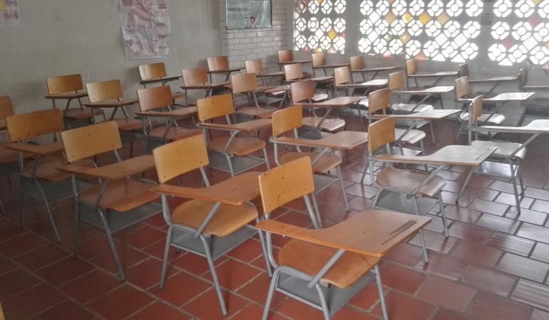Docentes no han realizado clases en el Catatumbo por paro armado del ELN y Los Pelusos