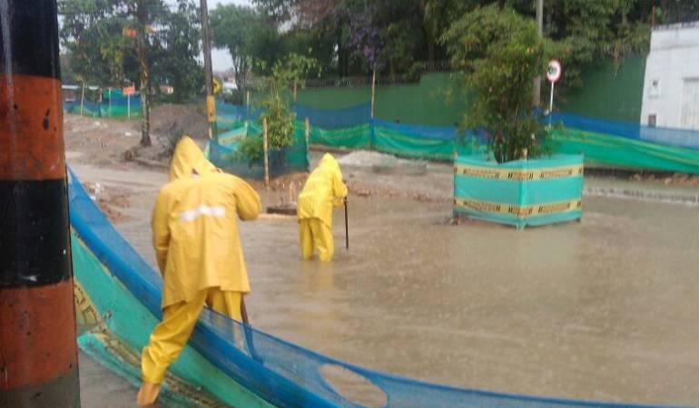 Emergencias en Ibagué