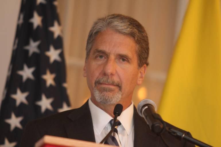 EEUU ofrece ayuda a Colombia y Ecuador para combatir el crimen en frontera