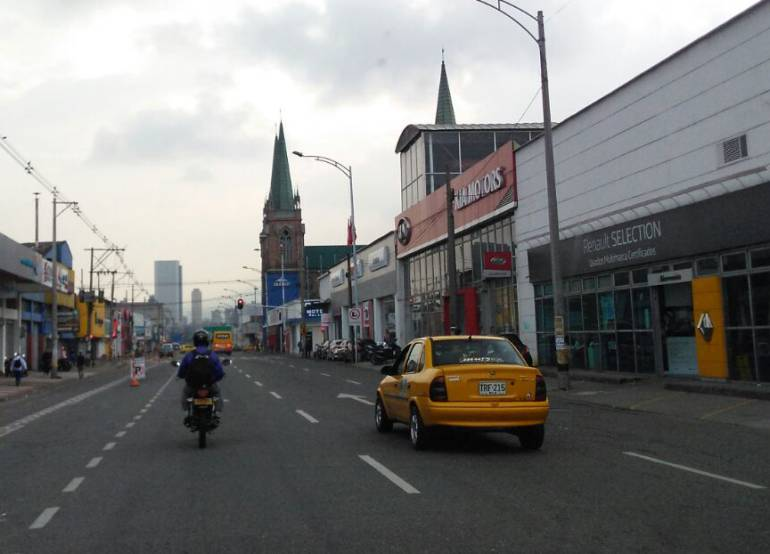 Este martes 24 de abril habrá día sin carro en Medellín