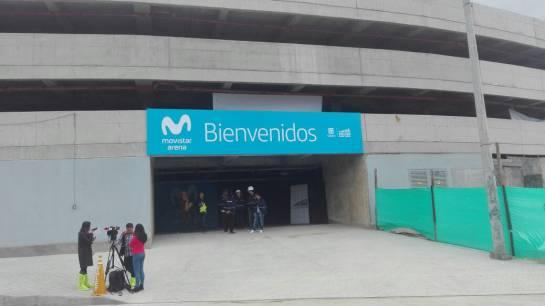 Coliseo Campín: Conozca el nuevo Movistar Arena de Bogotá