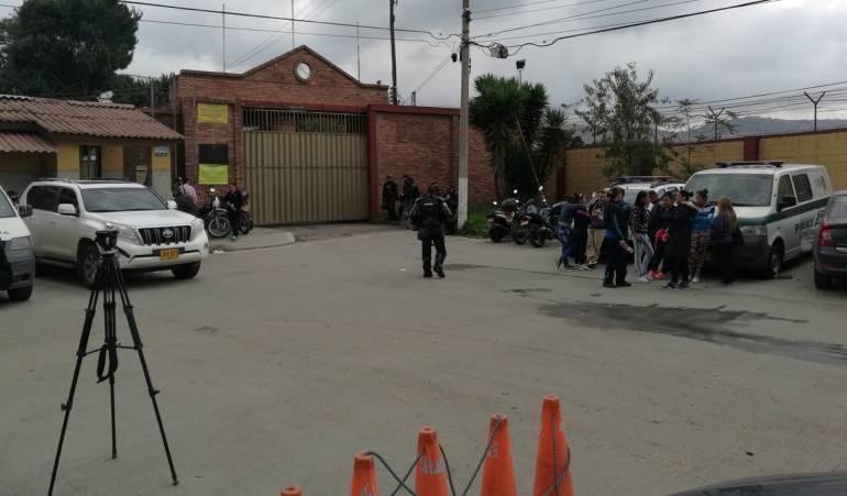 Muere menor tras intoxicación masiva en el centro de detención El Redentor