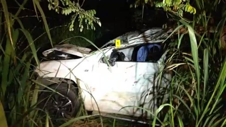 Jamundí: Muere conductor por accidente en la vía Cali