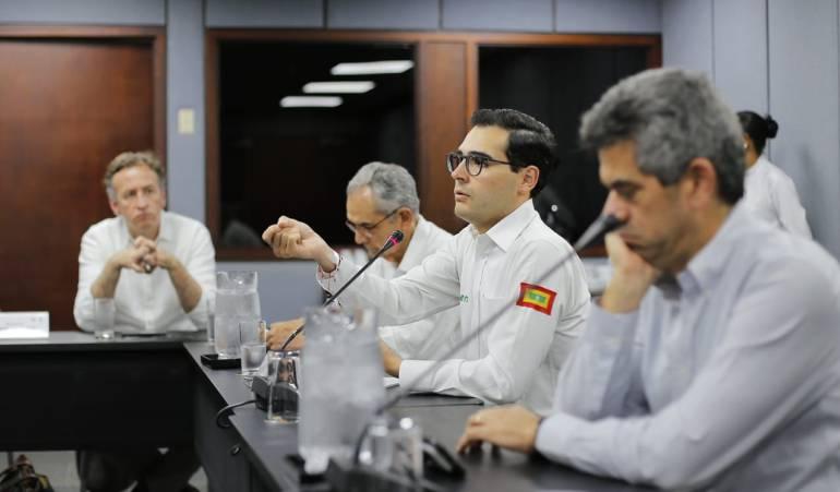 Cartagena, gestión alcaldía: En 2018 Cartagena tendrá una gran renovación urbana: Londoño Zurek