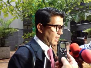 Andrés Garzón abogado de la ex alcaldesa de Armenia, Luz Piedad Valencia