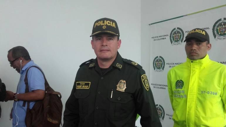 Coronel Engelbert Grijalba