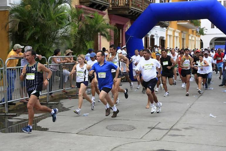 """Día de la tierra, celebración Cartagena: Con Maratón """"Cartagena Limpia"""" se celebra en la ciudad, Día de la Tierra"""