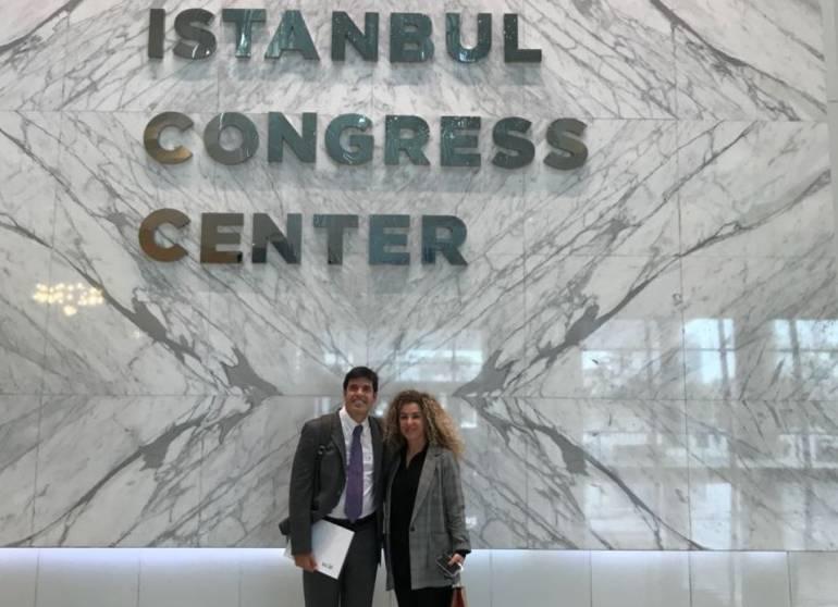 Cámara de comercio, congreso mundial: Cartagena presente en el Congreso Mundial del Emprendimiento en Turqía