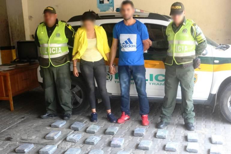 39 kilos de cocaína en caleta de un vehículo entre Cartagena y Barranquilla: 39 kilos de cocaína en caleta de un vehículo entre Cartagena y Barranquilla